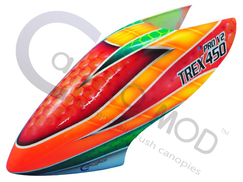 Dragon (T-REX 450 PRO V2)  sc 1 st  CanoMod & T-REX 450 PRO V2 CanoMod